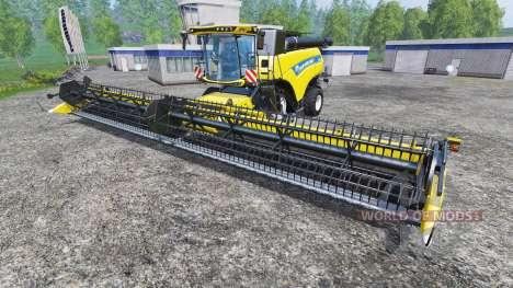 New Holland CR10.90 v1.3 для Farming Simulator 2015