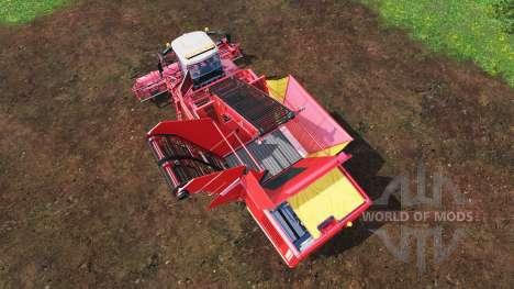 Grimme Maxtron 620 [100000 liters] для Farming Simulator 2015