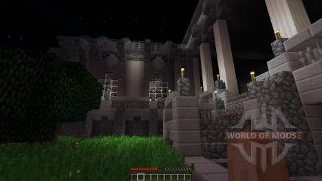 Gardens Of Arkasa для Minecraft