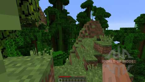 Conquistadors HARDCORE для Minecraft