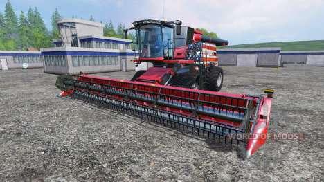 Case IH Axial Flow 9230s v1.2 для Farming Simulator 2015