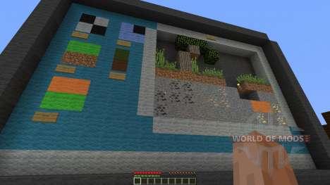 Table Survival для Minecraft
