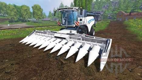 New Holland CR10.90 [white] для Farming Simulator 2015