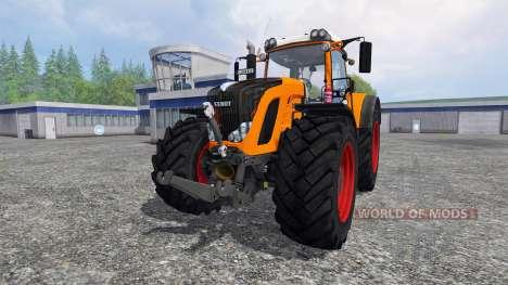 Fendt 936 Vario коммунальный v2.0 для Farming Simulator 2015