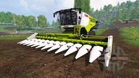 CLAAS Lexion 770TT [washable] для Farming Simulator 2015
