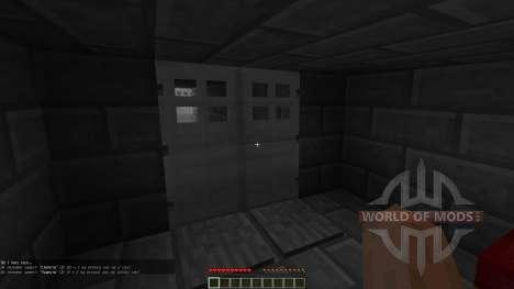 Prison Escape для Minecraft
