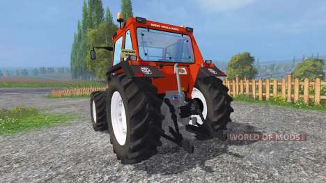 New Holland 110-90 DT для Farming Simulator 2015