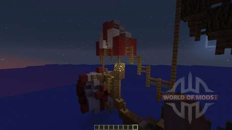 Sambi Fleet для Minecraft
