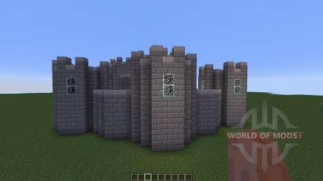 Castle Venrok для Minecraft