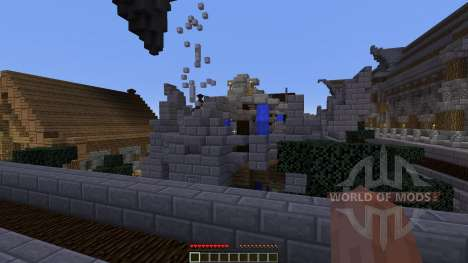 Faction Lobby для Minecraft