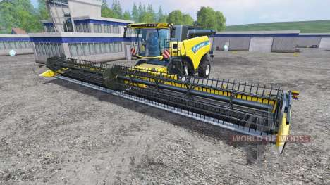 New Holland CR10.90 [harvest pack] для Farming Simulator 2015