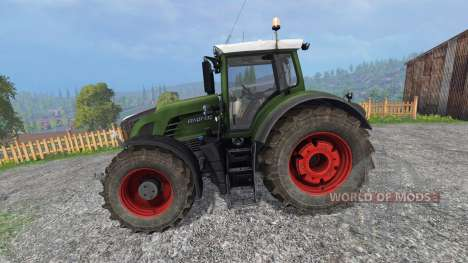 Fendt 936 Vario SCR v3.2 для Farming Simulator 2015