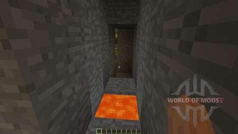McNuggets Parkour для Minecraft