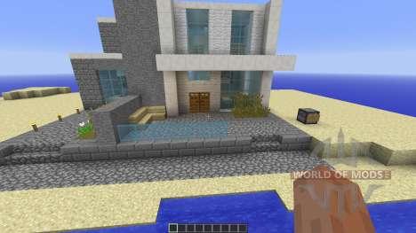 Dry Meadow для Minecraft
