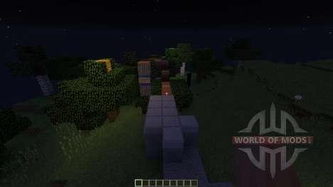 Minecraft Parkour для Minecraft