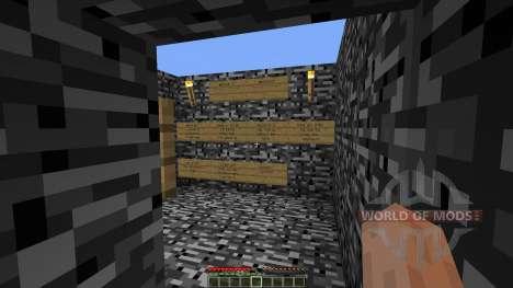 Neverland Survival для Minecraft