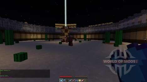 Arena Minigame для Minecraft