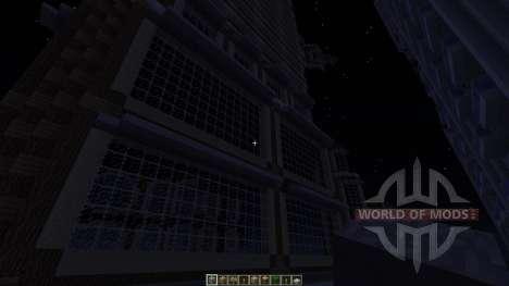 CryCity для Minecraft
