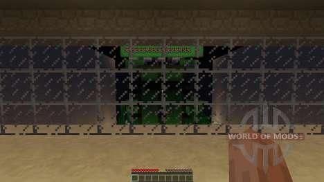 CACTUS BOSS FIGHT для Minecraft