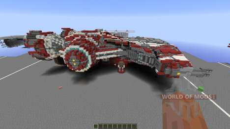 Star Wars Vehicle Collection для Minecraft