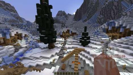 NORN Village для Minecraft