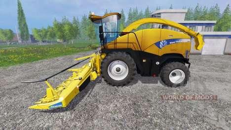 New Holland FR 9090 для Farming Simulator 2015