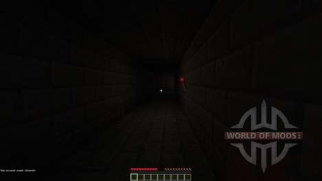 Left Alone Horror Map для Minecraft