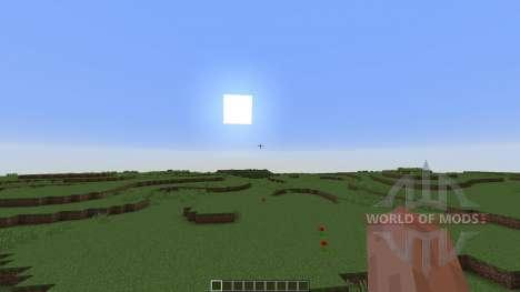 The lands of Aeritium для Minecraft