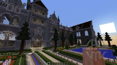 he Knoxian Institute of Alchemical Studies для Minecraft