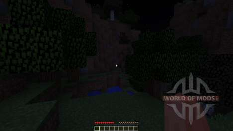 Withers Lair для Minecraft