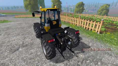 JCB 2140 Fastrac [washable] для Farming Simulator 2015
