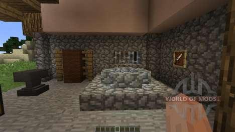 Medieval Blacksmith для Minecraft