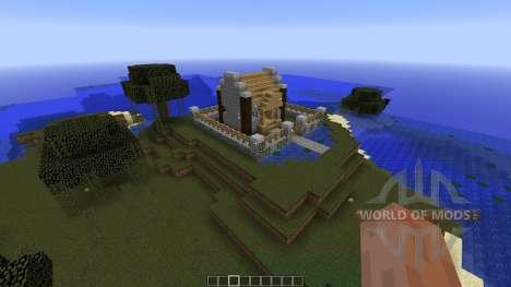 Cosy Cottage для Minecraft