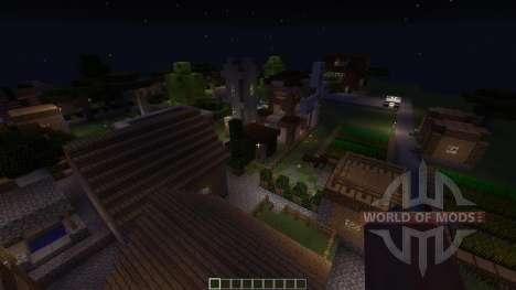 TheTown для Minecraft