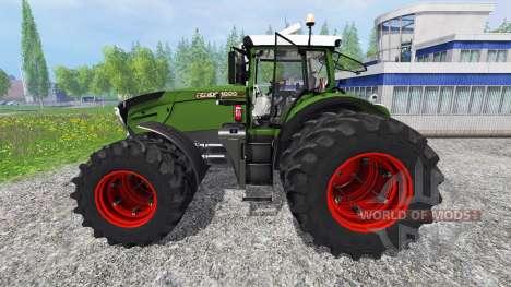 Fendt 1000 Vario для Farming Simulator 2015