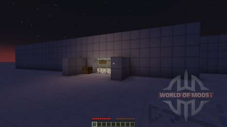Redstone Security System для Minecraft
