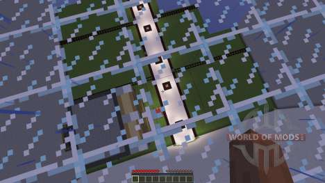Catalyst Prison Server Map для Minecraft