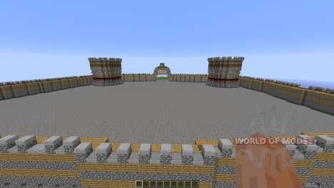 Minecraft Medieval Castle of Epicness для Minecraft