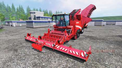 Grimme Maxtron 620 для Farming Simulator 2015