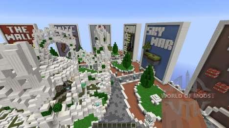Team Mitrhil для Minecraft