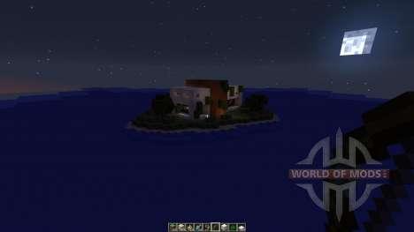 Aqua для Minecraft