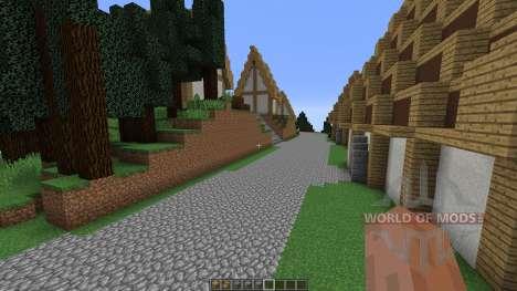just a little project для Minecraft