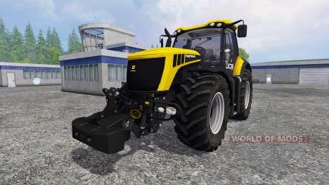 JCB 8310 Fastrac [weight] для Farming Simulator 2015