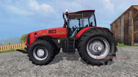 Беларус-3522 для Farming Simulator 2015