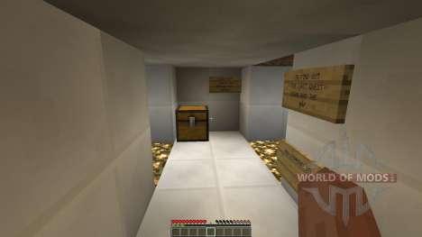 Quest Center для Minecraft