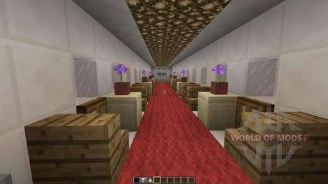 Megas First Ever Plane для Minecraft