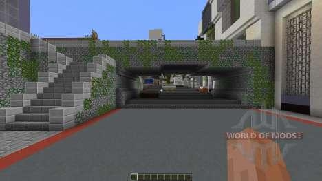 Minecraft: Stormfront Call of Duty для Minecraft