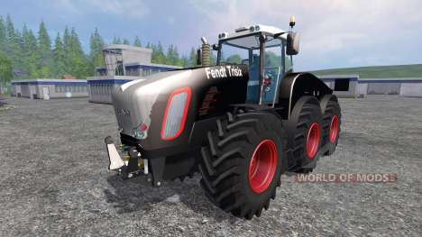 Fendt TriSix Vario [black] для Farming Simulator 2015