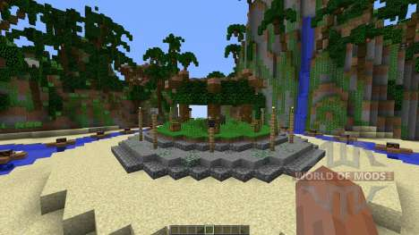 Breeze Island 2 для Minecraft
