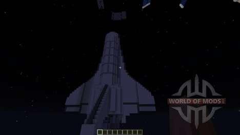 DarkOrbit для Minecraft